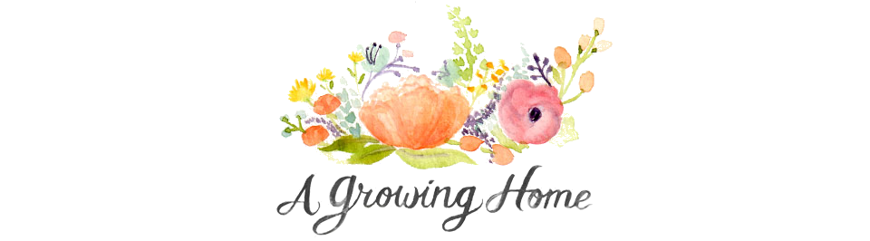 A Growing Home