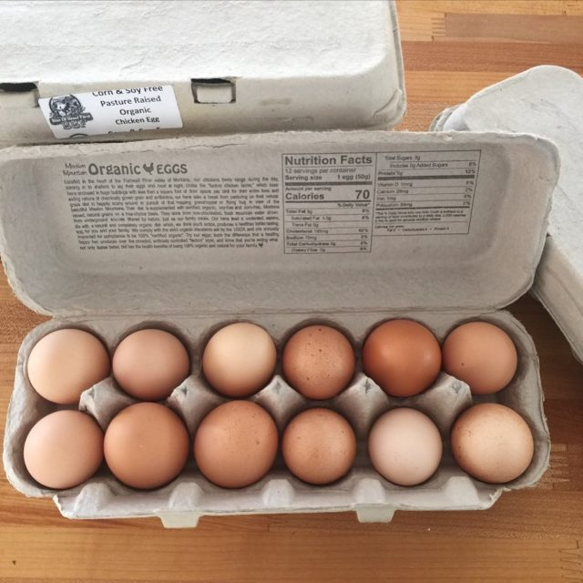 We started buying our eggs directly from the farm viahellip