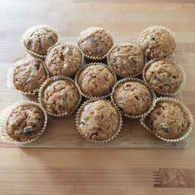 Baking muffins is perfect on a rainy day These oneshellip